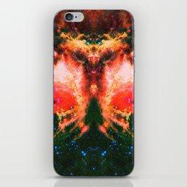 The Demon Inside iPhone Skin