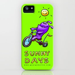 Sunny Days! iPhone Case