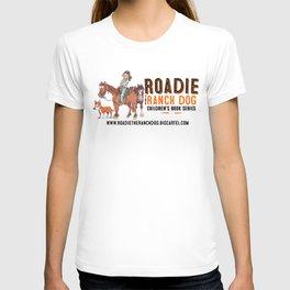 ROADIE THE RANCH DOG T-shirt