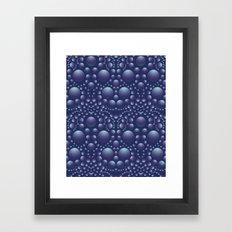 Moon Unit Framed Art Print