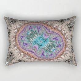 Fractal Fresco Rectangular Pillow
