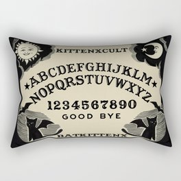 BatxCat Ouija Board Rectangular Pillow