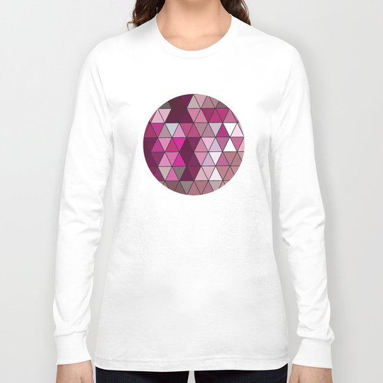 White On A Visit Long Sleeve T-shirt