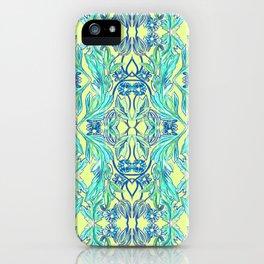 Clara Pattern Too iPhone Case