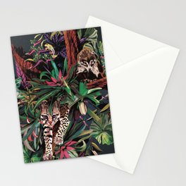 Rainforest corner Stationery Cards