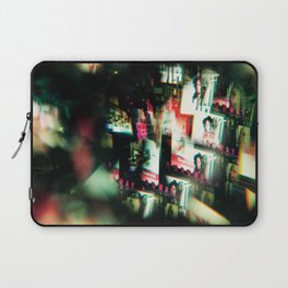 TIME SQUARE Laptop Sleeve