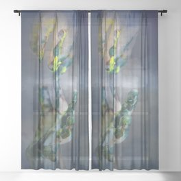 Creating Sheer Curtain