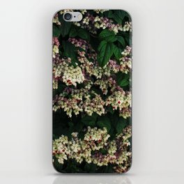 Bagflower iPhone Skin