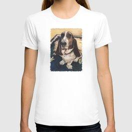 Mena Basset T-shirt