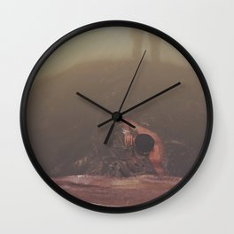 Watching over  Wall Clock