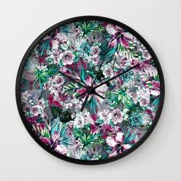 Tropical Junge IV Wall Clock