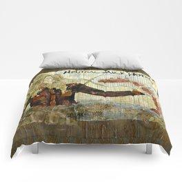Neutral Milk Hotel Comforters