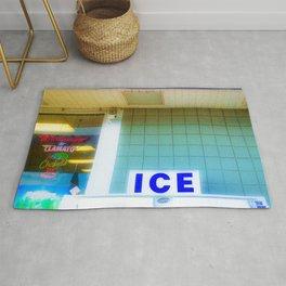 Ice Ice Baby Rug