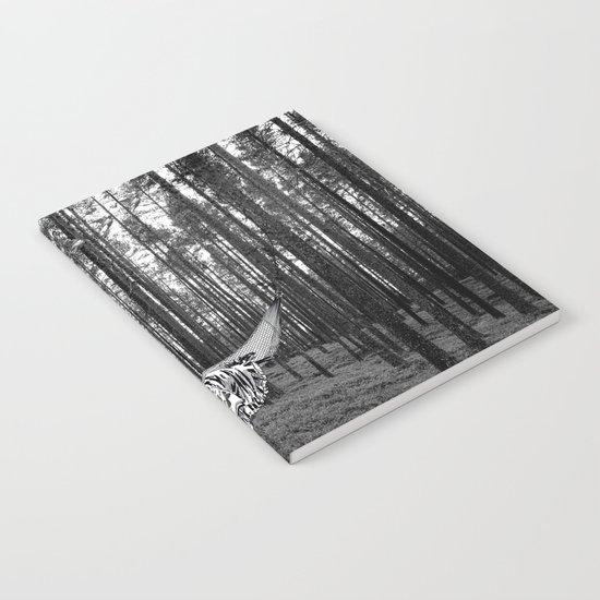 BETWEEN TREES Notebook