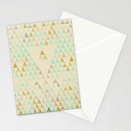 Triangle Lake Stationery Cards