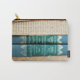 Jane Eyre / Wuthering Heights Carry-All Pouch