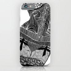 La femme 01 Slim Case iPhone 6