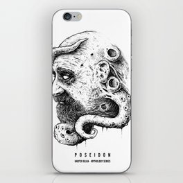 Poseidon - Mythology Series iPhone Skin