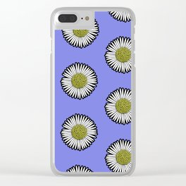 daisy, daisy Clear iPhone Case