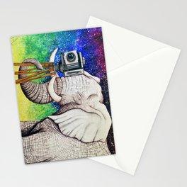 Elephant II Stationery Cards