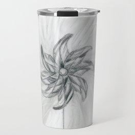 Pinwheel Travel Mug