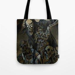 BORN OF MUD Tote Bag