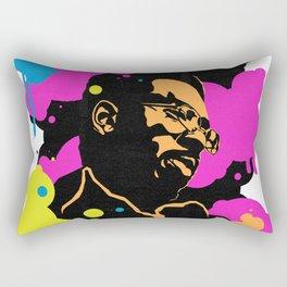 Soul Activism :: Curtis Mayfield Rectangular Pillow
