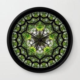 Liane Lumineuse Wall Clock
