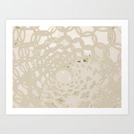 Twists Art Print