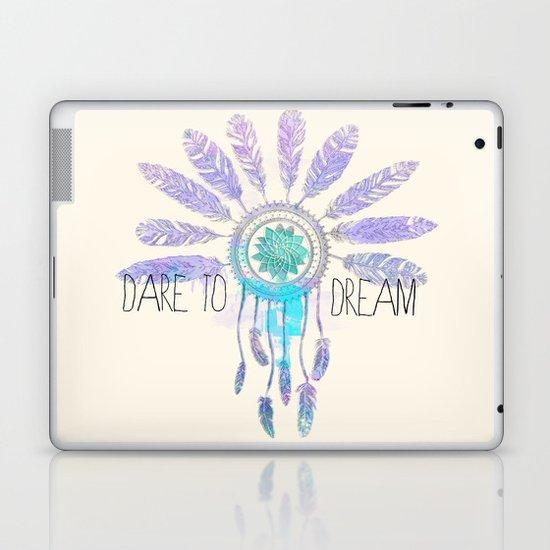 Dare To Dream Laptop & iPad Skin