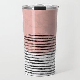 Mid Century art duo Travel Mug