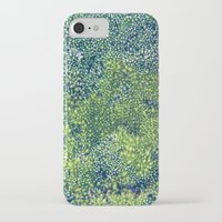 moss iPhone & iPod Cases featuring Moss by Scarlet