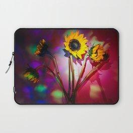 Sunfleurs Laptop Sleeve
