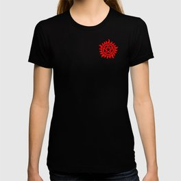 Anti possession seal T-shirt