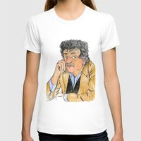 vonnegut T-shirts featuring Vonnegut by McHank