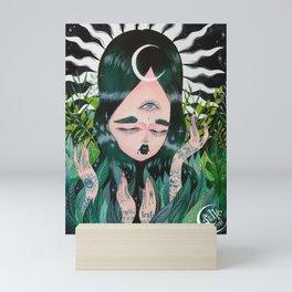 New Leaf Mini Art Print