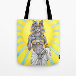 Lady Bast Tote Bag