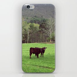 With the Young Calves iPhone Skin