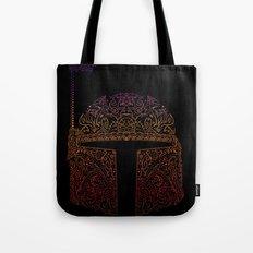Bobba Neon Fett Tote Bag