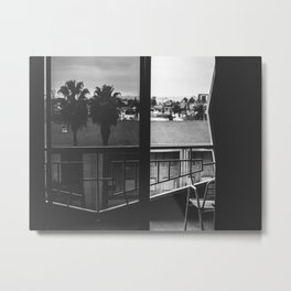 sehnsucht III Metal Print