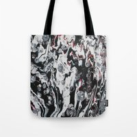 political Tote Bags featuring Neo-Political Science by Ken O'Toole
