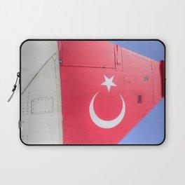 Turkish Air Force Logo Laptop Sleeve