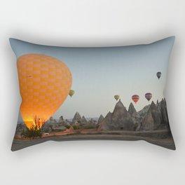 Cappadocia Balloon Rectangular Pillow