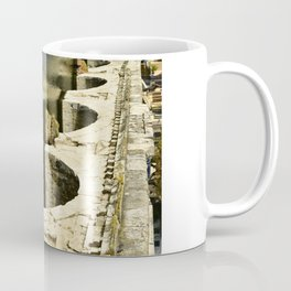Roman Bridge Rimini, Italy Coffee Mug