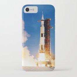 Apollo 11 iPhone Case