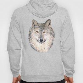 Grey Wolf Hoody