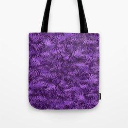 Marbled Paisley - Purple Tote Bag