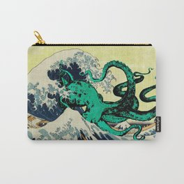Great Octo-Wave Carry-All Pouch