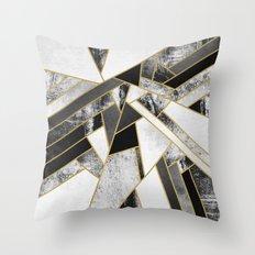 Fragments Throw Pillow
