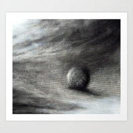 Unsheltered Love Art Print